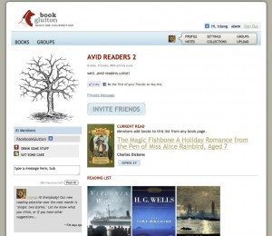 Bookglutton Group Page